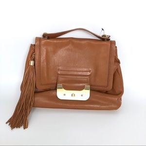 DVF Harper Connect Bag IPad Tablet Purse Satchel